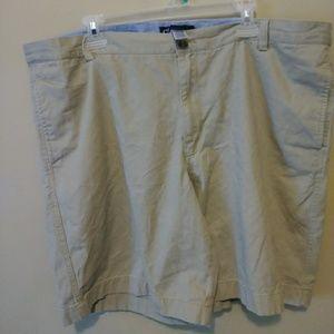 Men's Beige Shorts Chaps
